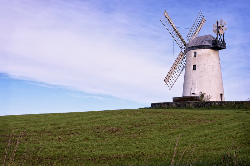ireland windmill