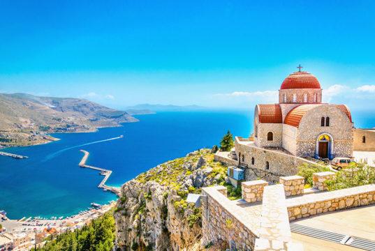 Grecja. Wakacje na Lesbos